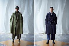 日本の伝統を重んじた Sasquatchfabrix. 2016 Fall/Winter ルックブック