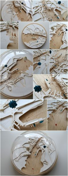 Conceptual Site Model Architecture  #conceptualarchitecturalmodels Pinned by www.modlar.com