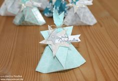 Goodie Stampin Up Origami  Bag Verpackung Give Away Gift Idea
