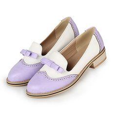 vrouwen dikke hak loafers (meer kleuren) - EUR € 30.08