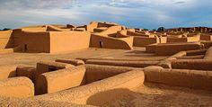 Zona arqueológica de Paquimé, Casas Grandes, Chihuahua
