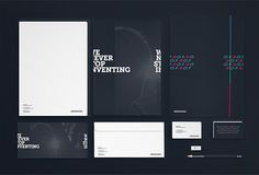 Mediovski Branding by Kamil Kucharczyk , via Behance