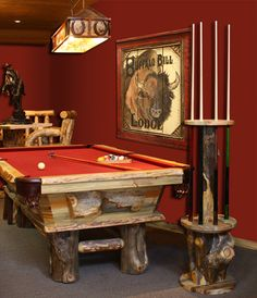 The Lodge Game Room