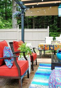 patio paradise before after patio makeover, outdoor living, patio
