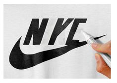 Nike NYC logo redesign by Triboro