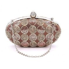 Avondtasje Rose-Gold Pink Bags, Coin Purse, Rose Gold, Wallet, Purses, Vintage, Fashion, Pocket Wallet, Handbags