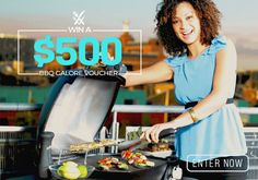 Hey there, I just entered to Win a $500 BBQ Galore Voucher! Enter now for your chance!