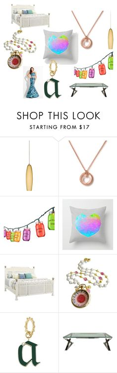 """""""Connect"""" by efrat-kazoum on Polyvore featuring Besa Lighting, Tommy Bahama, Foundrae and Rachel Allan"""