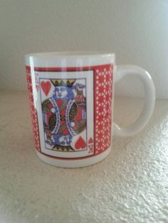 Check out this item in my Etsy shop https://www.etsy.com/listing/239195433/red-king-and-queen-of-hearts-mug