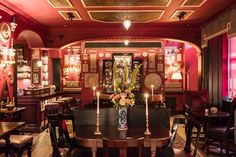 Seymour s bar at the zetter townhouse marylebone london