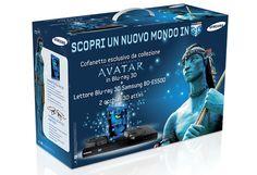 Samsung - Avatar BTL communication #Dandelio #dieciannidiidee