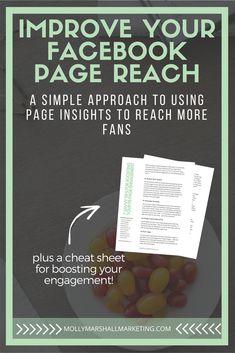 Facebook Marketing Tips | Facebook Analytics | Facebook Engagement | Social Media Tips