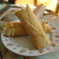 """A cultural note for everyone who says the tamale recipes take too long. Traditionally a family will have a 'tamalada'- a get together where family will work together assembling the tamales. Making tamales is a time consuming process but when you do it this way, you will have an opportunity to visit with family and develop family bonds."""