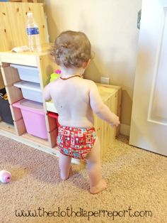 cloth Diaper Report review and giveaway.