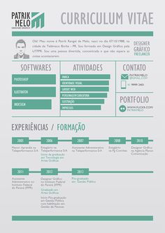 Vencedores Currículo Criativos - Assuntos Criativos Web Design, Resume Design, Site Design, Graphic Design, Creative Resume, Creative Design, Layout Cv, Human Resources Resume, Business Dashboard