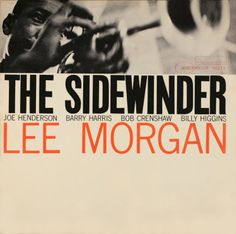 Lee Morgan. Blue Note. #jazz