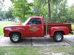 1000+ images about Lil Red Express on Pinterest | Dodge, Trucks ...