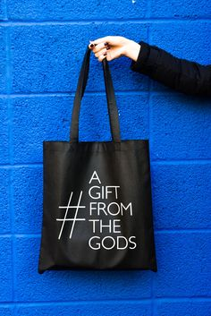 Our Hashtag Bag is back in stock - Sign up and get yours for FREE,