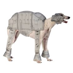 Trajes engraçados do Star Wars para cães transformam os bichos em Tauntaun, Bantha e AT-AT