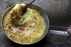 Voiko maukkaampaa lisuketta olla? Valkokaali-perunagratiini vie jalat alta. Finland