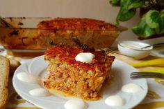 Lasagna, French Toast, Breakfast, Ethnic Recipes, Sweet, Pork, Morning Coffee, Lasagne