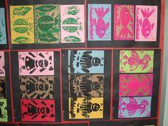Mono Prints, gr.3