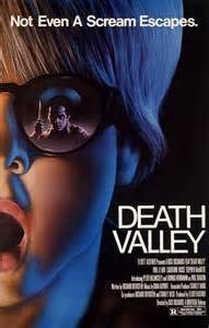 Death Valley (1982) starring Peter Billingsley, Wilford Brimley, Catherine Hicks, Paul Le Mat and Stephen McHattie - Welcome to Death Valley.