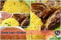 Mandy Lamb by Marosh Restaurant