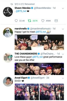 I can't say anything just so proud with them #BTS