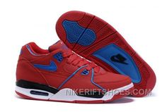 best loved 7b537 fb8a2 Nike Air Flight '89 University Red/Game Royal Sports Basketball Sale  Christmas Deals Rbbwz, Price: $94.00 - Nike Rift Shoes
