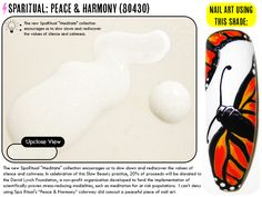 Nail Polish Review | SpaRitual Peace And Harmony - (80430)