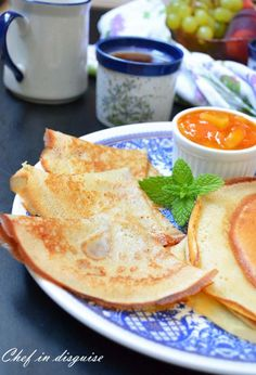 sourdough crepes, a tasty way to use up unfed starter instead of throwing it out