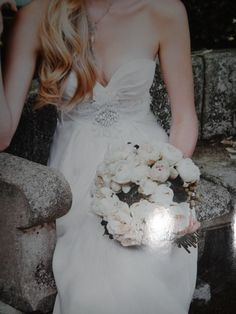 Aurelio Costarella - New, Bded Ramen Gown Silk Size 8 Wedding Dress For Sale | Still White Australia