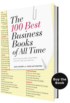 Thousands of business books are published every year. Far too many for any reader to sift through single-handedly. Here are the best of the best.