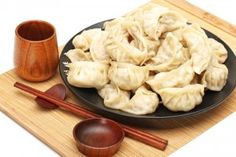 Gwyneth Paltrow's Vegan Veggie Dumplings & Dipping Sauce