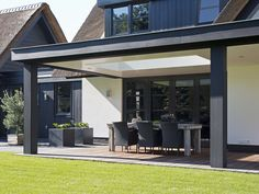 Building Design Architecture - # Architecture # Building design Whilst historic throughout principle, a pergola Modern Pergola, Outdoor Pergola, Pergola Plans, Outdoor Rooms, Backyard Patio, Outdoor Living, Pergola Ideas, Pergola Kits, Pergola Designs