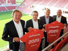 Lotto Rheinland-Pfalz seguirá patrocinando al Mainz tres temporadas más