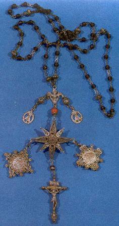 Il gioiello sardo : Il rosario / Origini e Tradizioni Sardegna | Mondo Sardegna