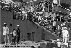 Het is 140 jaar geleden dat het schip 'Lalla Rookh' de eerste migranten uit India naar Suriname bracht, als contractarbeiders op de suikerplantages. De komst van deze Indiase migranten wordt jaarlijks gevierd en herdacht, in zowel Suriname als Nederland.