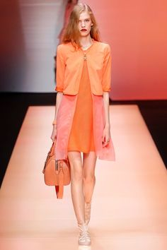 Emporio Armani - Spring Summer 2016 Ready-To-Wear - Shows - Vogue.it