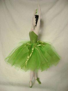Móbile bailarina de papel machê - Tamanho G (46 cm) R$250,00
