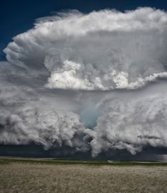 View top-quality stock photos of Supercell Thunderstorm On The Great Plains. Find premium, high-resolution stock photography at Getty Images. Weather Storm, Weather Cloud, Wild Weather, Tornados, Thunderstorms, All Nature, Amazing Nature, Nube Cumulonimbus, Beautiful Sky