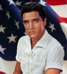 Our all-American Elvis!