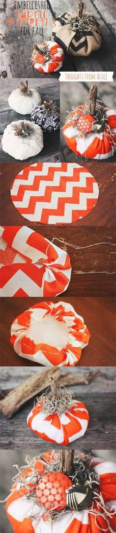 Kindly With K :: Four Easy #Fall #DIY Projects