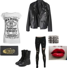 Rock and roll style