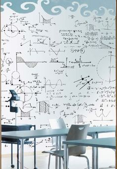 """Whiteboard Paint. I have all of these ideas now for """"covering"""" our louvered bedroom doors."""