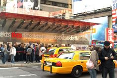 How to get cheap theatre broadway show tickets in New York City #NYC