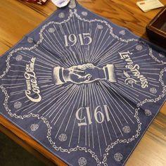Cone Mills & Levi's Pocket Squares, Motorcycle Bandanas, Vintage Bandana, Bandana Design, Graphic Tees, Graphic Design, Bandana Print, Flag Design, Graphic Patterns