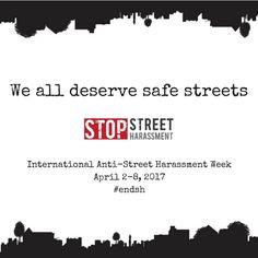 We all deserve safe streets. Join us at www.meetusonthestreet.org