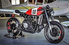 VF sabre 750 Cafe Racer